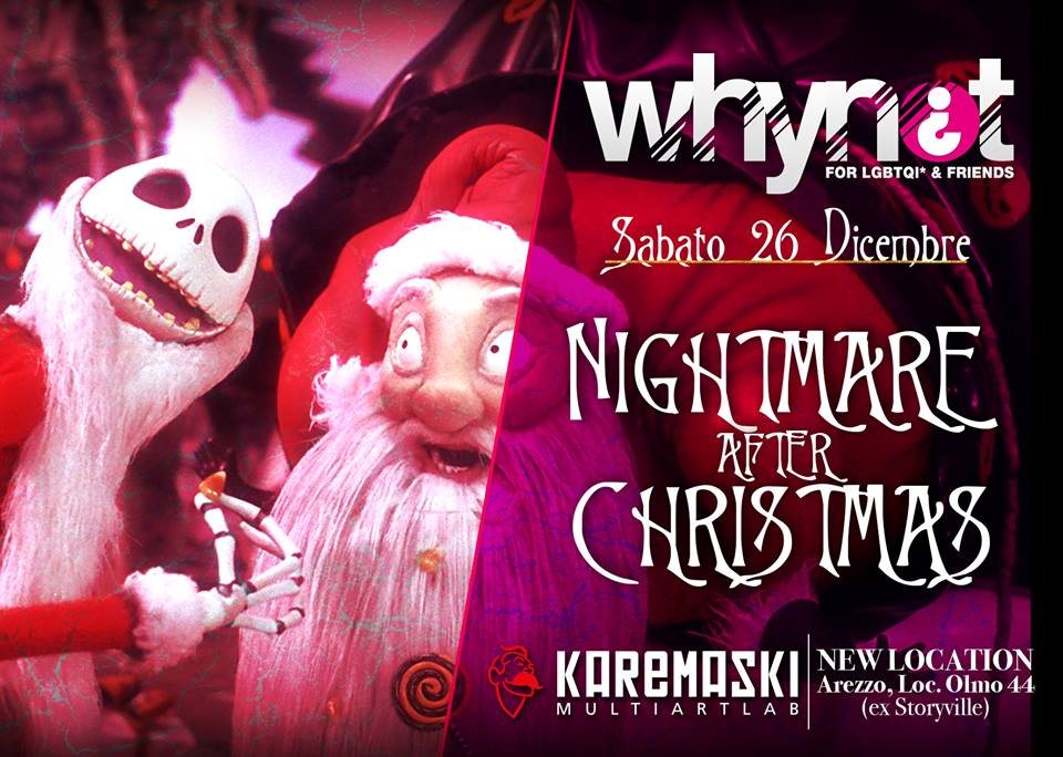 Nightmare after christmas 26.12.15